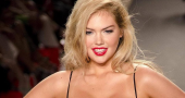 Kate Upton loves her body