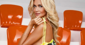 Girl of the Day: Russian beauty Victoria Lopyreva