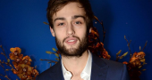 Douglas Booth is excited playing Nikki Sixx in new movie The Dirt